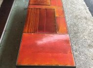 Roger CAPRON Table basse